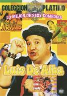 Coleccion Platino: Lo Mejor De Sexy Comedias - Luis De Alba Movie