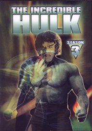 Incredible Hulk, The: The Complete Third Season Movie