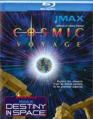 IMAX: Cosmic Voyage / Destiny In Space Blu-ray