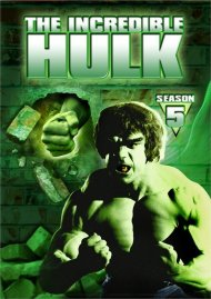Incredible Hulk, The: The Complete Fifth Season Movie