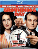 Groundhog Day Blu-ray
