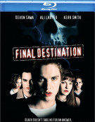 Final Destination Blu-ray