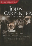 John Carpenter: Master Of Fear Collection Movie