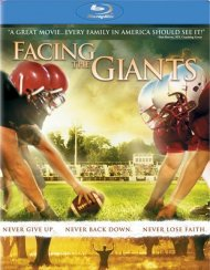 Facing The Giants Blu-ray