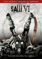 Saw VI (Fullscreen) Movie
