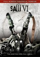 Saw VI (Fullscreen) Movie