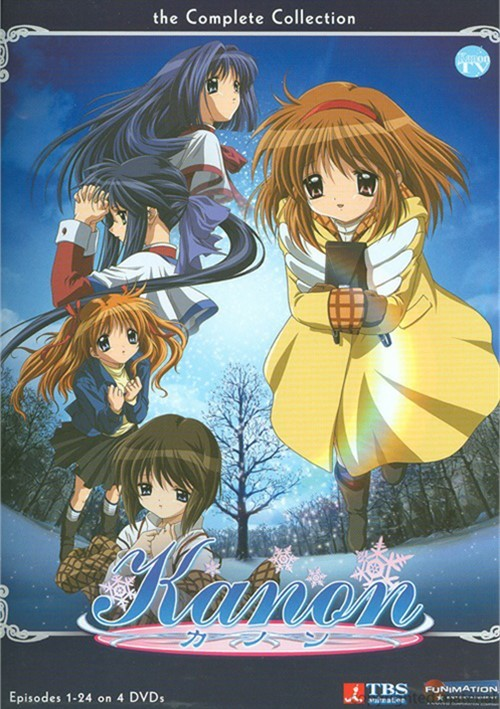 Kanon: The Complete Series Movie