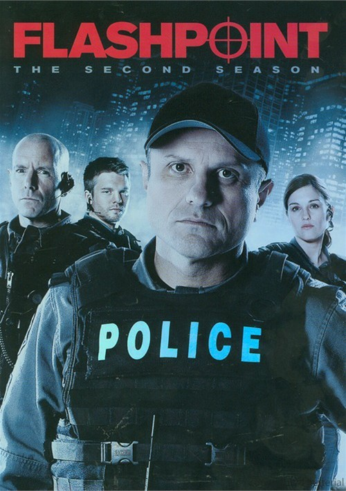 Flashpoint: The Second Season Movie