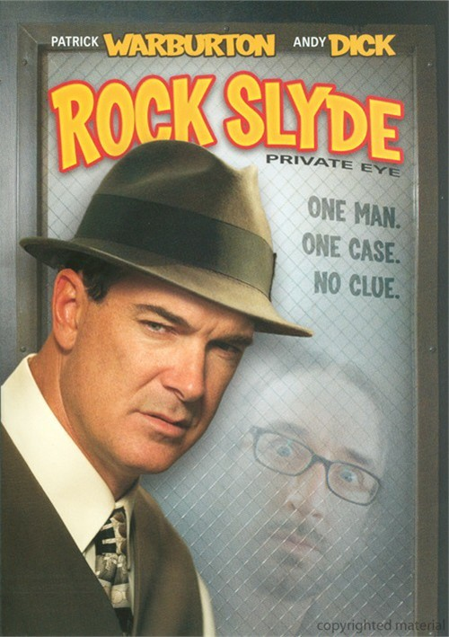 Rock Slyde: Private Eye Movie