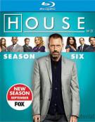 House: Season Six Blu-ray