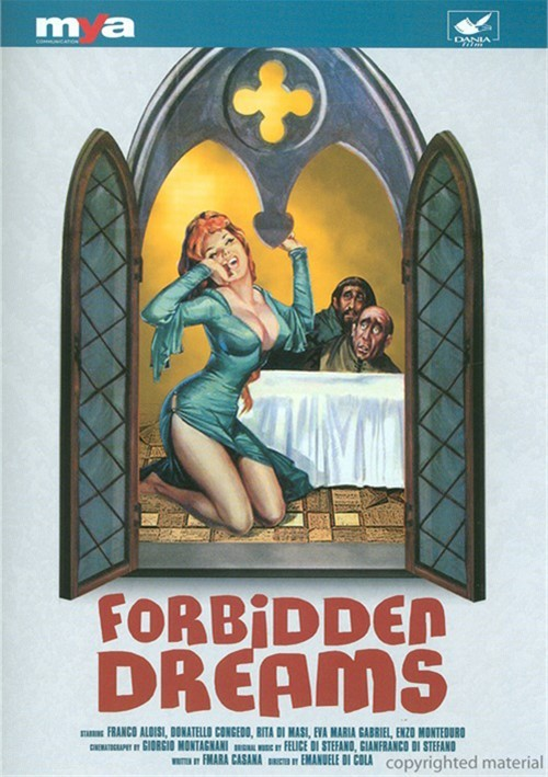 Forbidden Dreams Movie