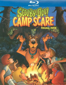 Scooby-Doo!: Camp Scare Blu-ray