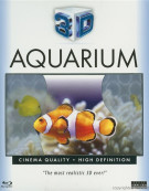 3D Living Aquarium (Blu-ray 3D) Blu-ray