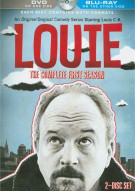 Louie: The Complete First Season (Blu-ray + DVD) Movie
