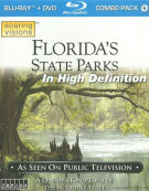Floridas State Parks (Blu-ray + DVD Combo) Blu-ray