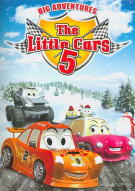 Little Cars 5, The: Big Adventures Movie