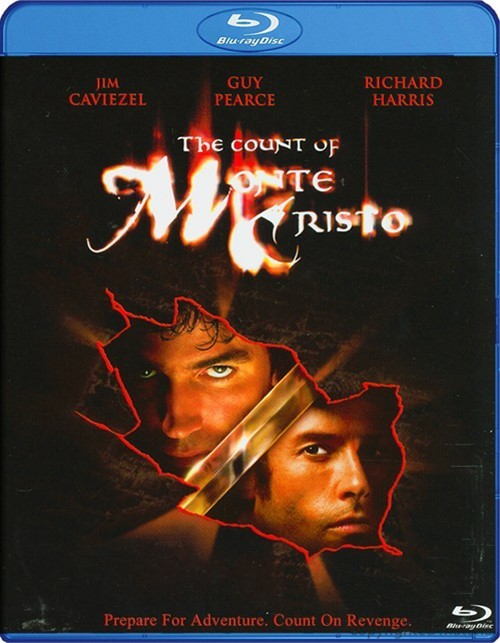 Count Of Monte Cristo, The Blu-ray