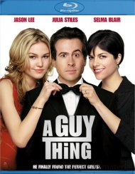 Guy Thing, A Blu-ray