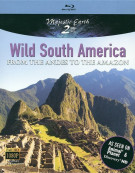 Wild South Africa: From The Andes To The Amazon Blu-ray