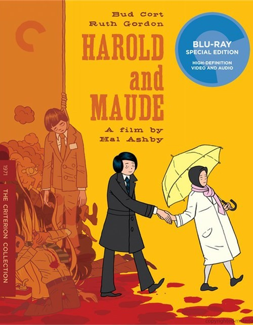 Harold And Maude: The Criterion Collection Blu-ray