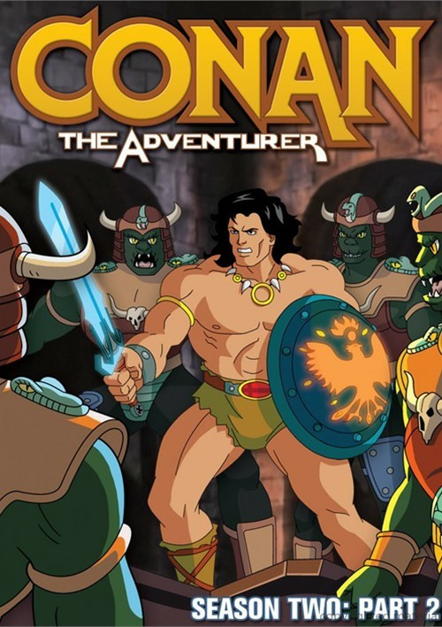 Conan The Adventurer: Season Two - Part Two Movie
