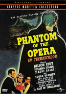 Phantom Of The Opera (1943/ Universal) Movie