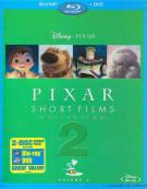Pixar Short Films Collection: Volume 2 (Blu-ray + DVD Combo) Blu-ray