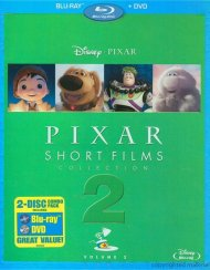 Pixar Short Films Collection: Volume 2 (Blu-ray + DVD Combo) Blu-ray