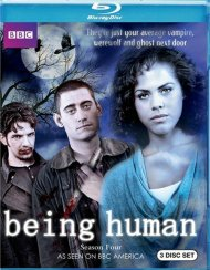 Being Human: Season Four Blu-ray