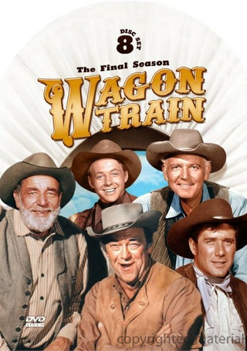 wagon train the final season dvd dvd empire