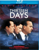 Thirteen Days Blu-ray
