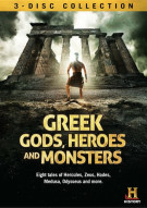 Greek Gods, Heroes And Monsters Movie