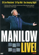 Manilow Live! Movie