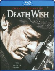 Death Wish: 40th Anniversary Edition Blu-ray