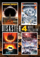 Disaster 4-Pack Movie