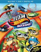Team Hot Wheels: Origin Of Awesome! (Blu-ray + DVD + UltraViolet) Blu-ray