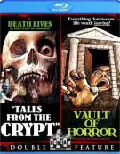 Tales From The Crypt: Vault Of Horror Double Feature Blu-ray