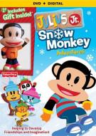 Julius Jr.: Snow Monkey Adventures (DVD + UltraViolet) Movie