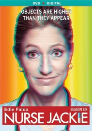 Nurse Jackie: Season Six (DVD + UltraViolet) Movie
