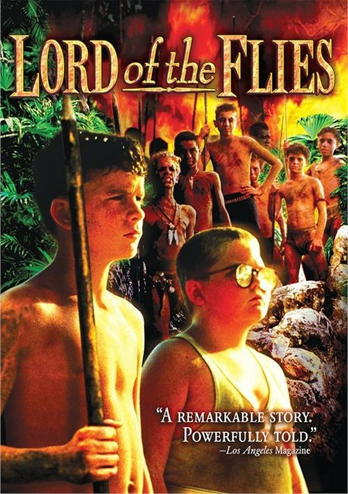 Lord Of The Flies Adult 102