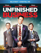 Unfinished Business (Blu-ray + UltraViolet) Blu-ray