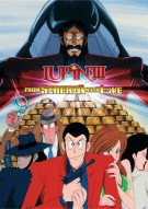 Lupin The 3rd: From Siberia With Love Movie