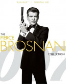 007: The Pierce Brosnan Collection (Blu-ray + UltraViolet)  Blu-ray