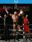 WWE: Royal Rumble 2016 Blu-ray
