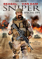 Sniper: Special Ops (DVD + UltraViolet) Movie