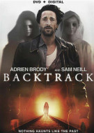 Backtrack (DVD + UltraViolet) Movie