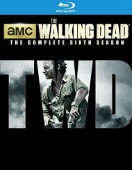 Walking Dead, The: The Complete Sixth Season (Blu-ray + UltraViolet) Blu-ray