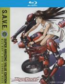 Rideback: The Complete Series S.A.V.E. (Blu-ray + DVD Combo)  Blu-ray