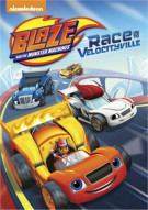 Blaze And The Monster Machines: Race Into Velocityville Movie
