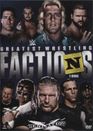 WWE: Wrestlings Greatest Factions (DVD / Single Disc) Movie